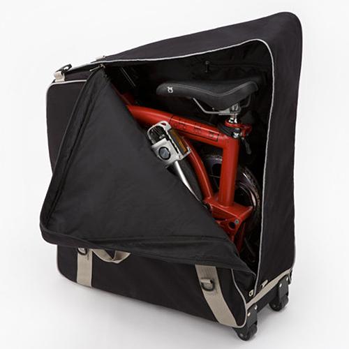 Brompton B Bag Transporting
