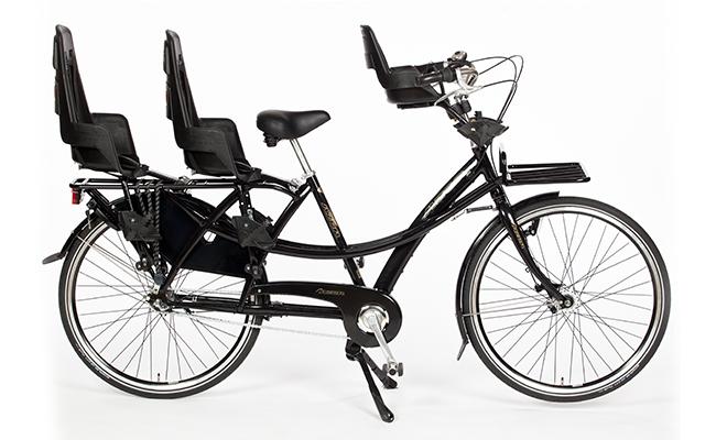 Azor Twins Long Tail Bicycles Urkai Burlington Urkai