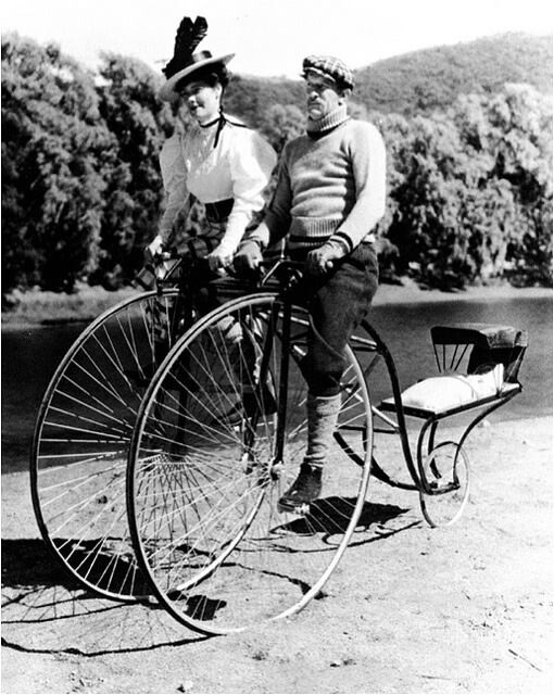 family-bicycle 1910