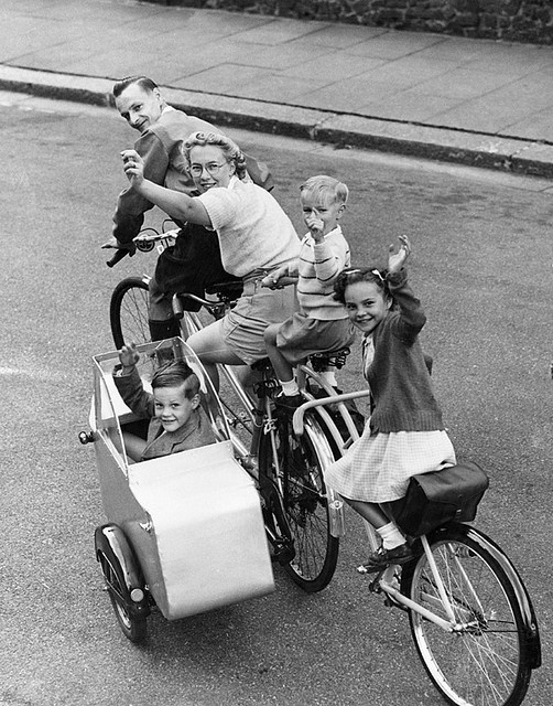 family-bicycle