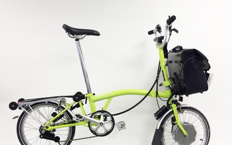 Brompton Folding Bike Canada Urkai