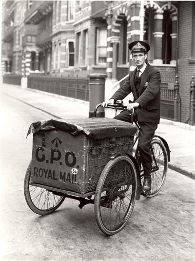 Royal Mail 1920