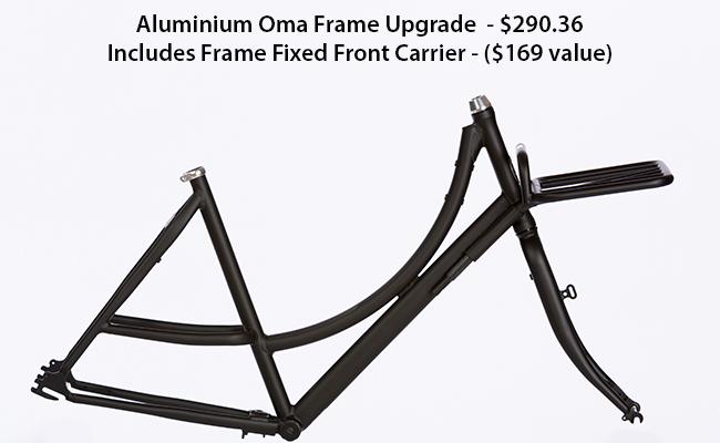 Aluminium_Oma_Pickup_Frame_Upgrade