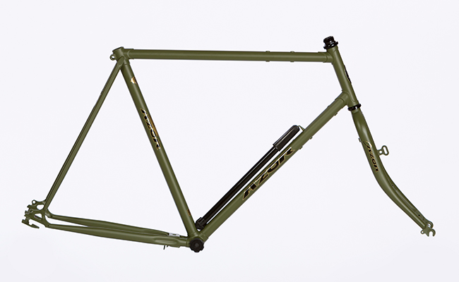 Azor_Jersey_Step_Over_Frame_Matte_Army_Green
