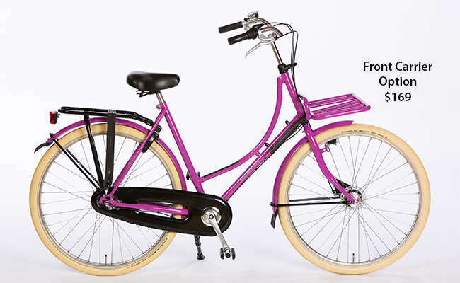 Azor_Omafiets_New_Amsterdam_Violet_With_Front_Carrier_Graphics