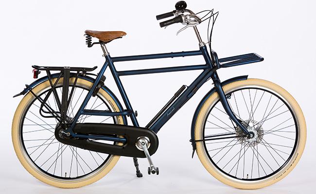 Azor_Opafiets_Aluminium_Pick_Up_Transport_Matte_Blue