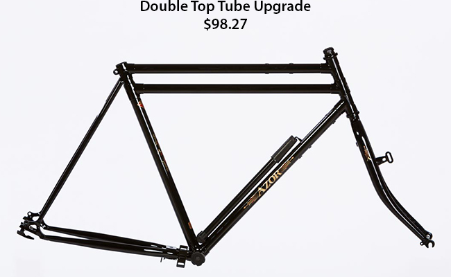 Opafiets_Double_Tube_Upgrade_Frame_Gloss_Black_Graphics