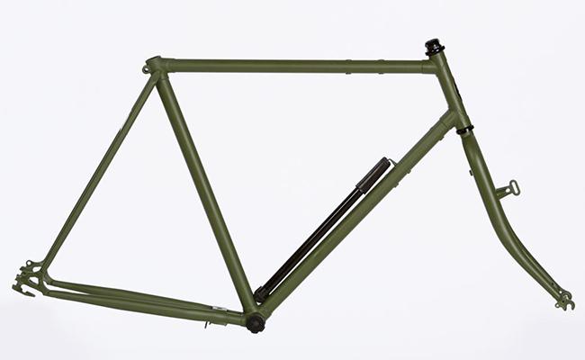 Opafiets_Frame_Matte_Army_Green