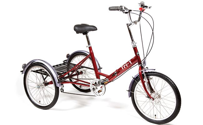 Pashley_Tri_1_Adult_Tricycle_Red_Urkai_Toronto_Ontario_Canada