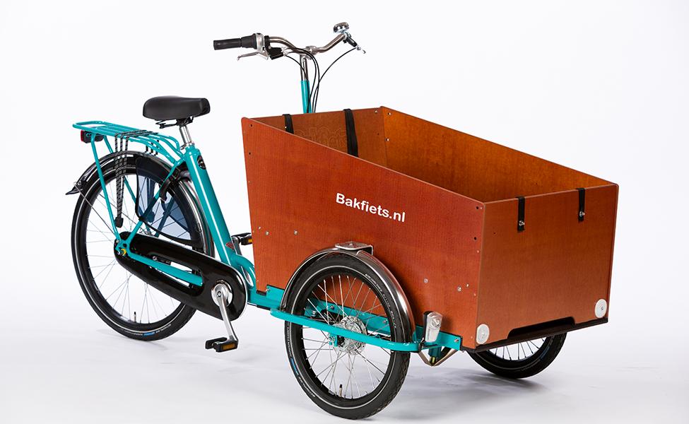 Bakfiets Nl Cargo Trikes Urkai Burlington Urkai