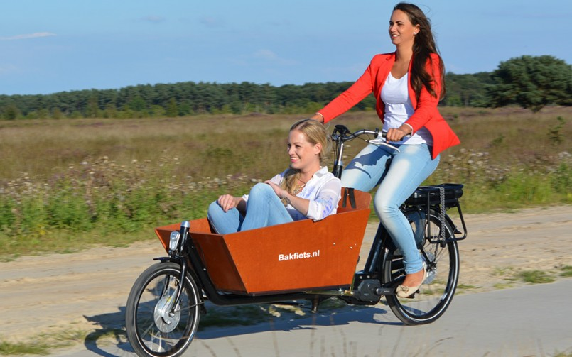 Electric Cargo Bikes Urkai