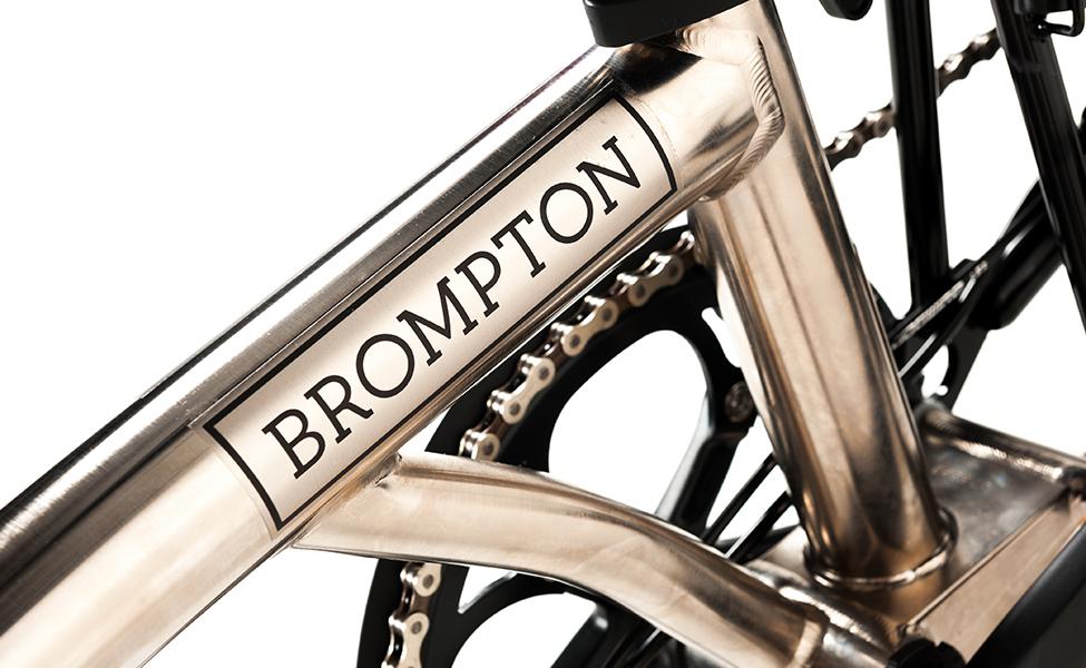 b8720b077 Brompton The Nickel Edition| Urkai Burlington | Urkai