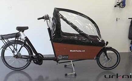 Clydesdale-Electric-Bakfiets-Kit