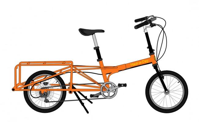 Enno Orange Haul a Day